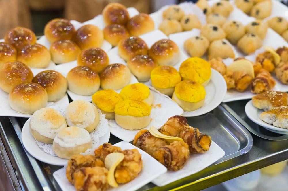 Golden Unicorn Restaurant Dim Sum Chinatown New York City