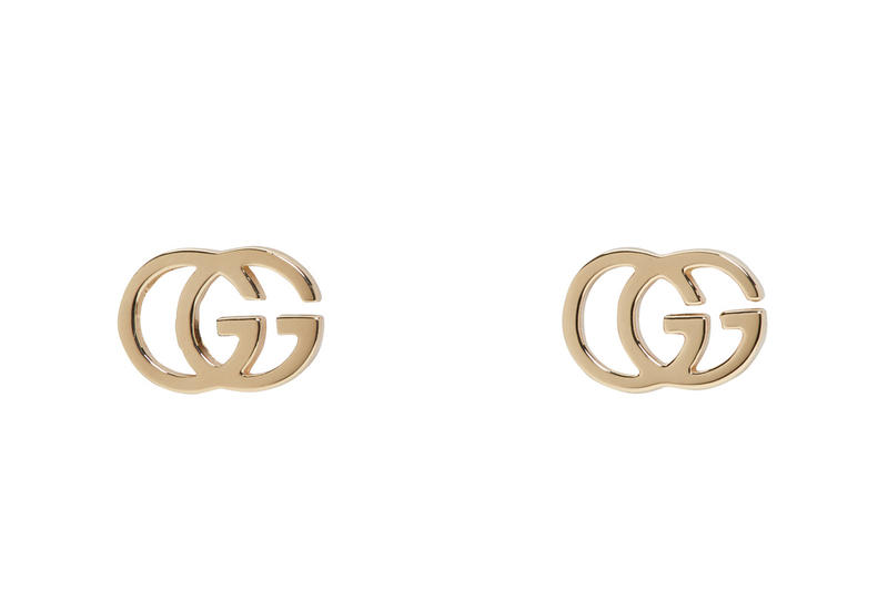 Gucci Jewelry Bling Accessories Earring Necklace Bracelet Ring GucciGhost Alessandro Michele Fashion Glam Silver Gold Logo