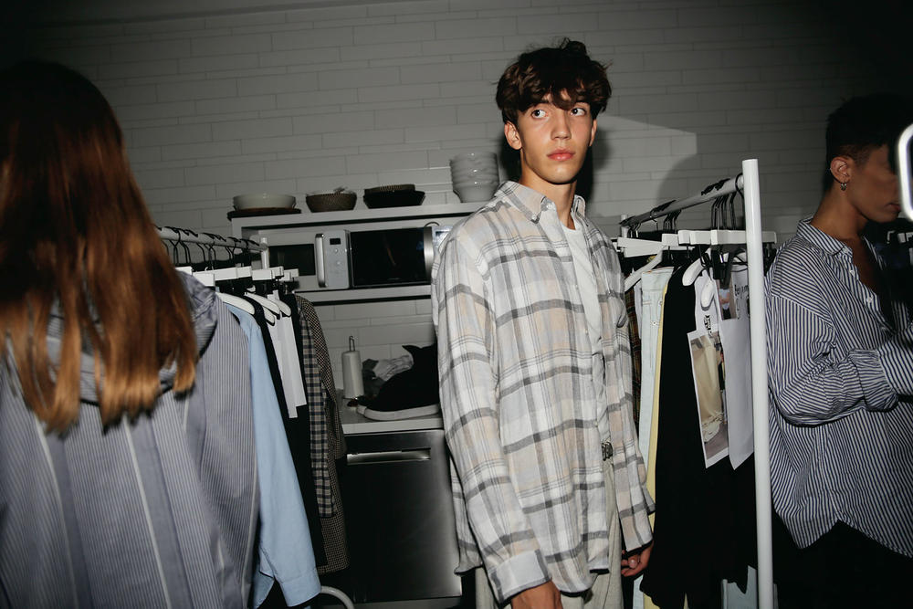 HOPE stockholm backstage ss18 spring summer 2018