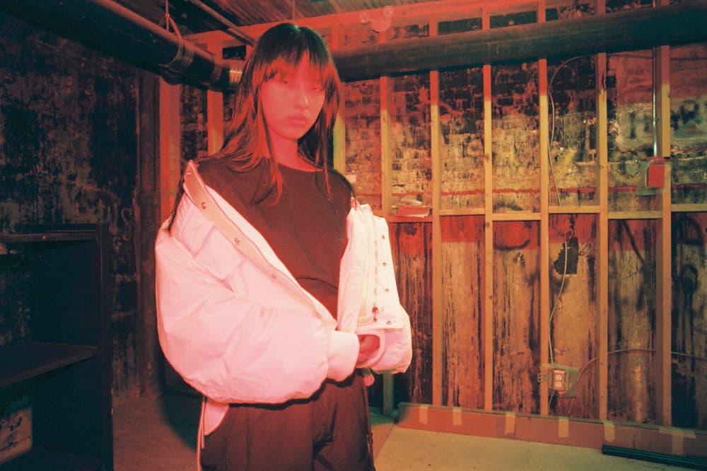 Hyein Seo 2017 Fall Winter 017 Editorial