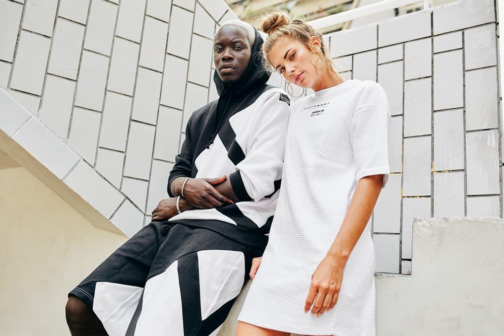 HYPEBEAST France adidas originals EQT launch