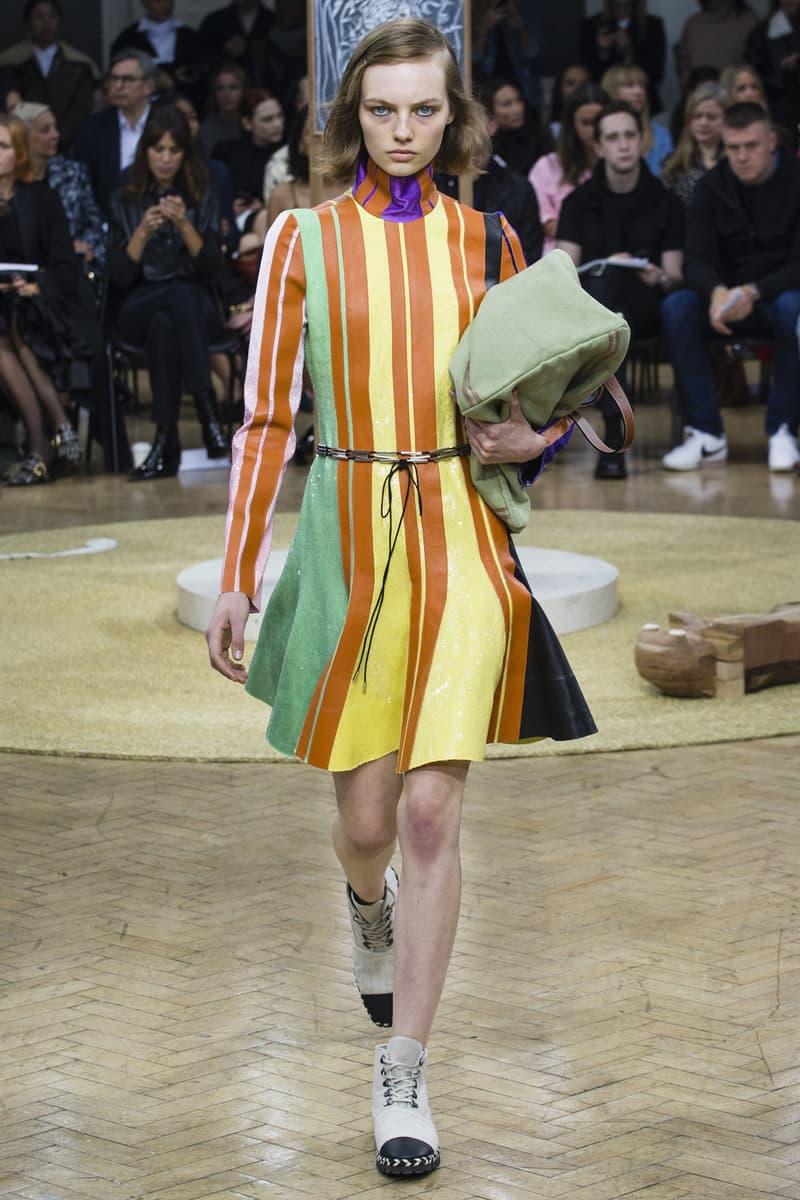 jw anderson spring summer 2018 london fashion week lfw