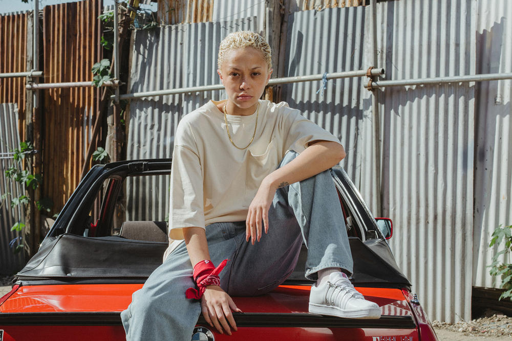 K-Swiss Spring Summer 2018 Classic Campaign Video Fifi Anicah