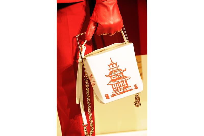 Kendall Kylie Jenner Chinese Takeout Handbag Bag Clutch Controversy Drop Three Backlash Kardashian Takeaway