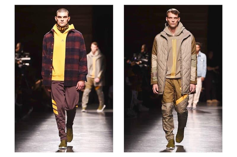 kith sport new york fashion week nyfw ronnie fieg nike adidas champion moncler off white