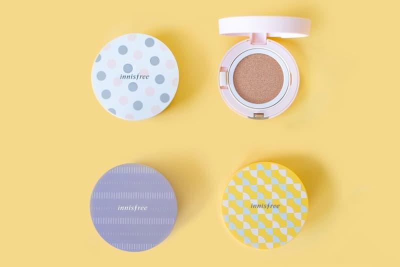 K-Beauty innisfree Korean Beauty Foundation Range Fair Deep Innovative US Cushion Makeup Cosmetics