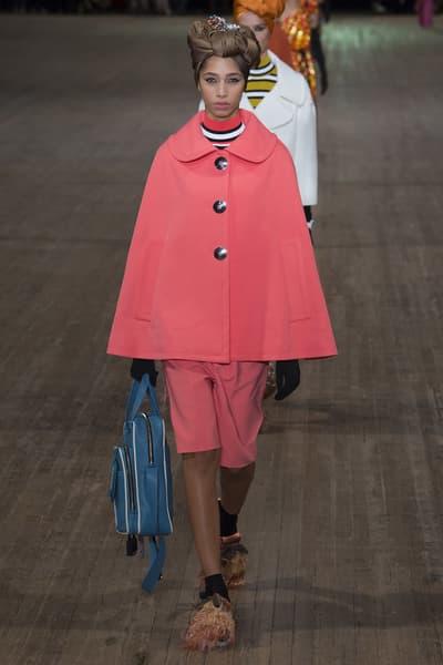 Marc Jacobs 2018 Spring Summer SS18 Collection NYFW New York Fashion Week MJ Kaia Gerber Kendall Jenner Gigi Hadid Bella Hadid Slick Woods Adwoa Aboah Taylor Hill Show