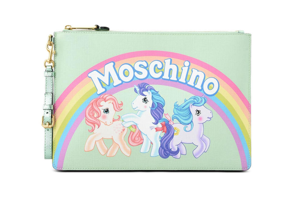 Moschino My Little Pony Spring Summer 2018 Capsule Collection