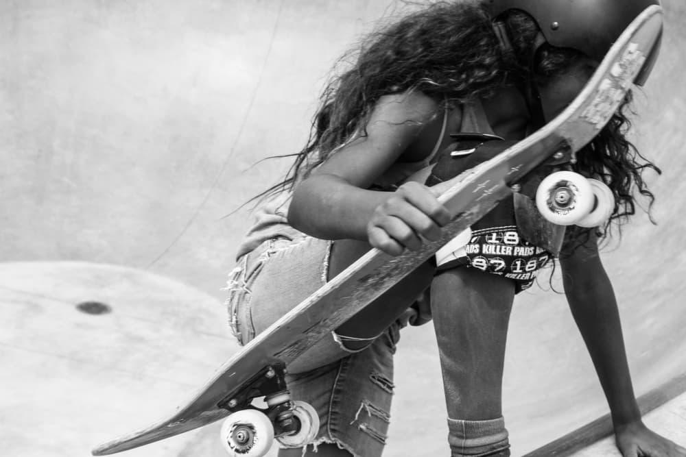 Adrienne D Williams MSRPRSNTD Women Skate Exhibit