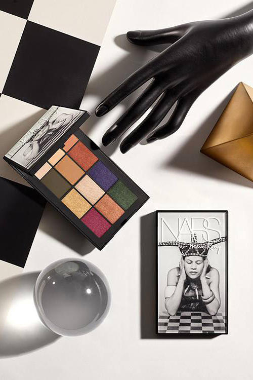 NARS 2017 Holiday Collection Man Ray Christmas Artist Art Lipstick Eyeshadow Palette Blush Pencil Eyeliner