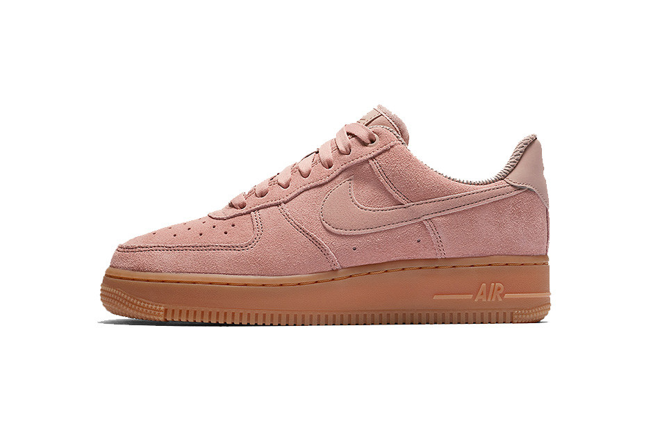 buy popular 545c5 53d1e Nike Releases Air Force 1 Low in Particle Pink   HYPEBAE