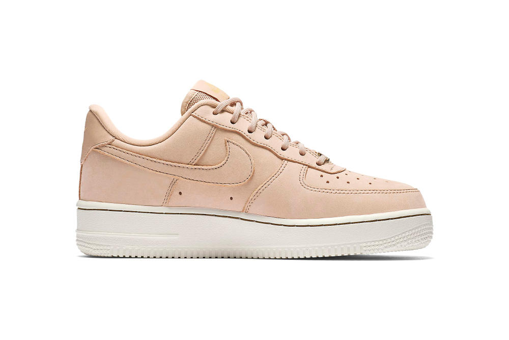 Nike Air Force 1 07 Pinnacle Bio Beige Gold