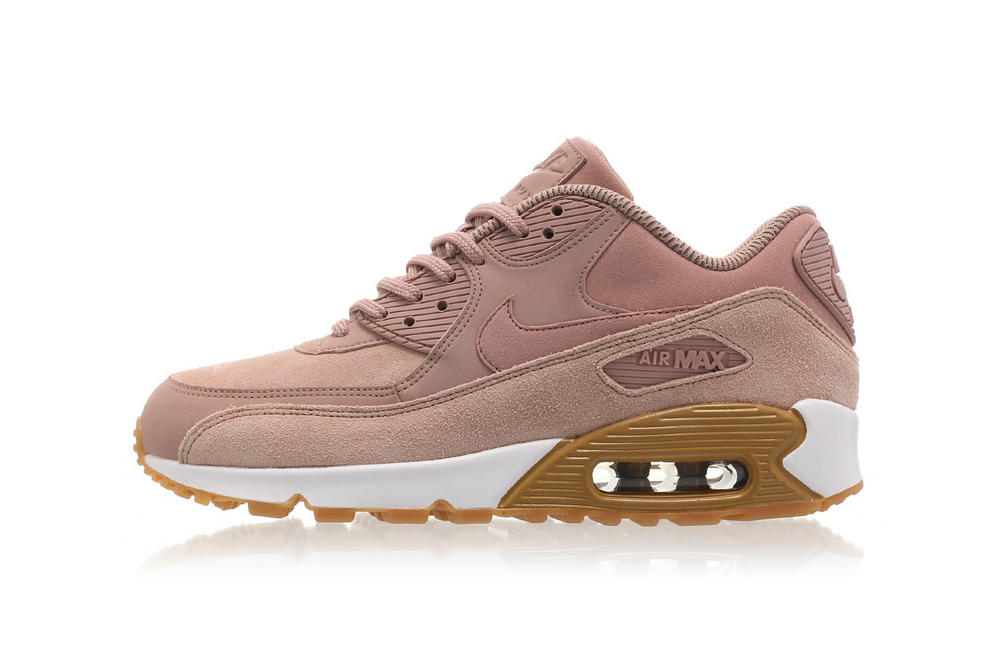 Nike Air Max 90 Zero Dualtone Racer Particle Pink
