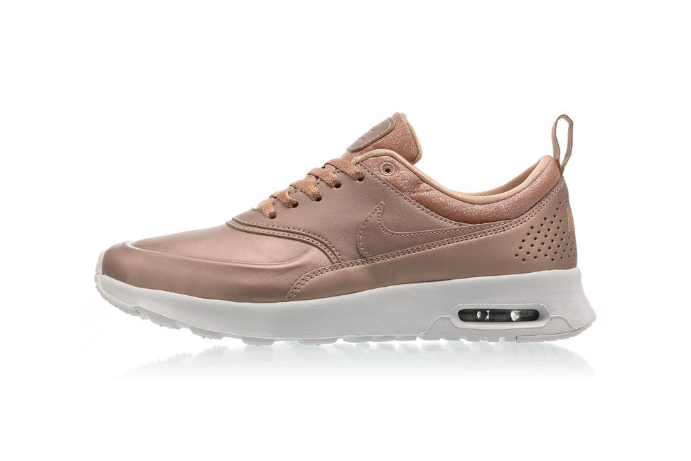 c3f6291060 Nike Just Made a Rose Gold Air Max Thea Premium | HYPEBAE
