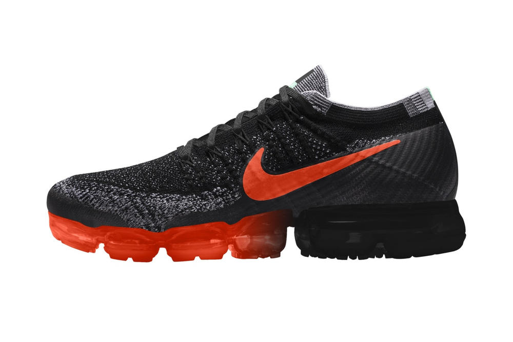 Nike NIKEiD Air VaporMax AirMax Customizable Flyknit Color Johanna Schneider Designer Unique