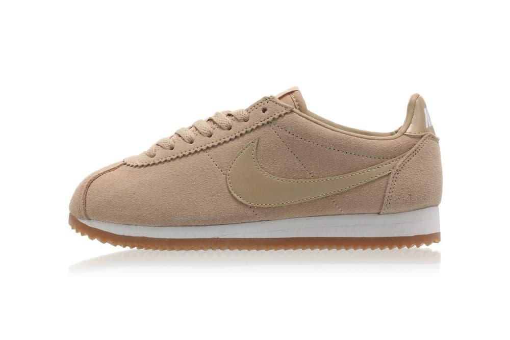 Nike Classic Cortez Suede Mushroom