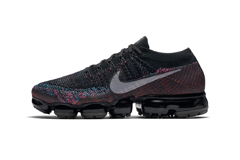 Nike Air VaporMax Fall Winter Berry Triple Black