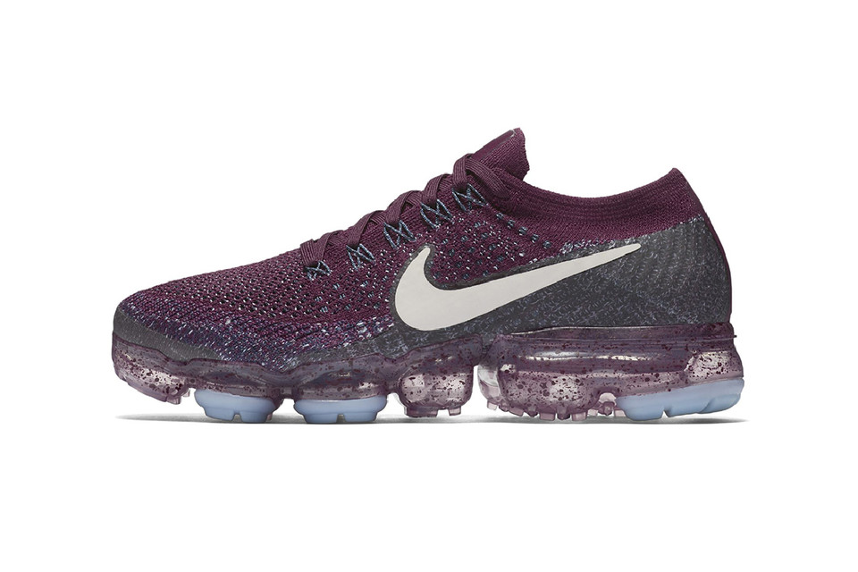hot sale online c363e 986c6 Nike Releases Fall Winter Air VaporMax Colorways | HYPEBAE