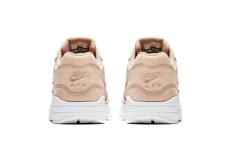 Nike Air Max 1 Shoe Sneaker Burgundy Olive Beige Runner Classic Iconic  Silhouette baa71c3b2