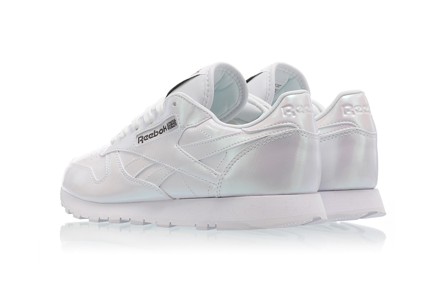Reebok Classic Leather Is Pearly White