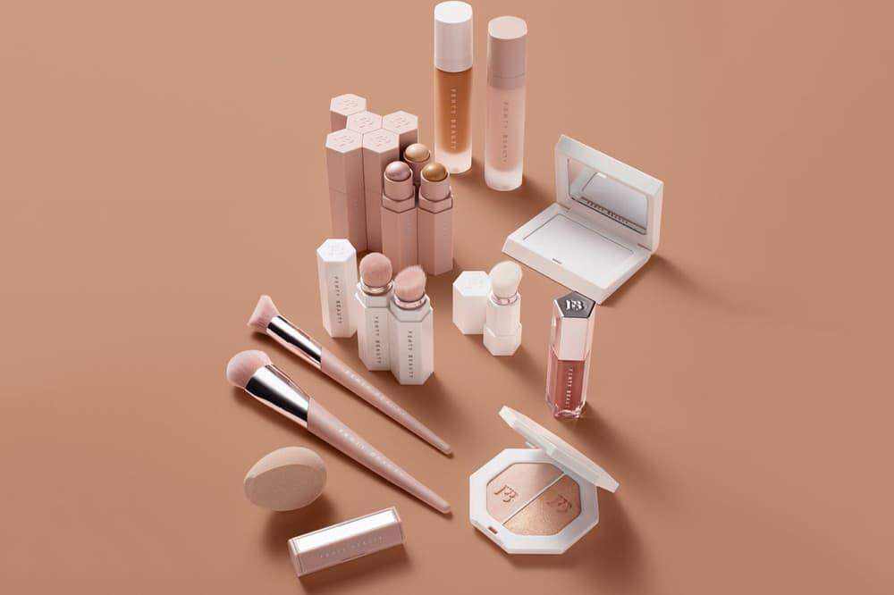 Rihanna Fenty Beauty Youtube Review Killawatt Highlighter Match Stix 40 Foundations Iamkareno Makeup