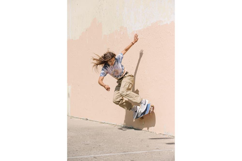 The Skate Kitchen x Nike SB Bruin High Women's