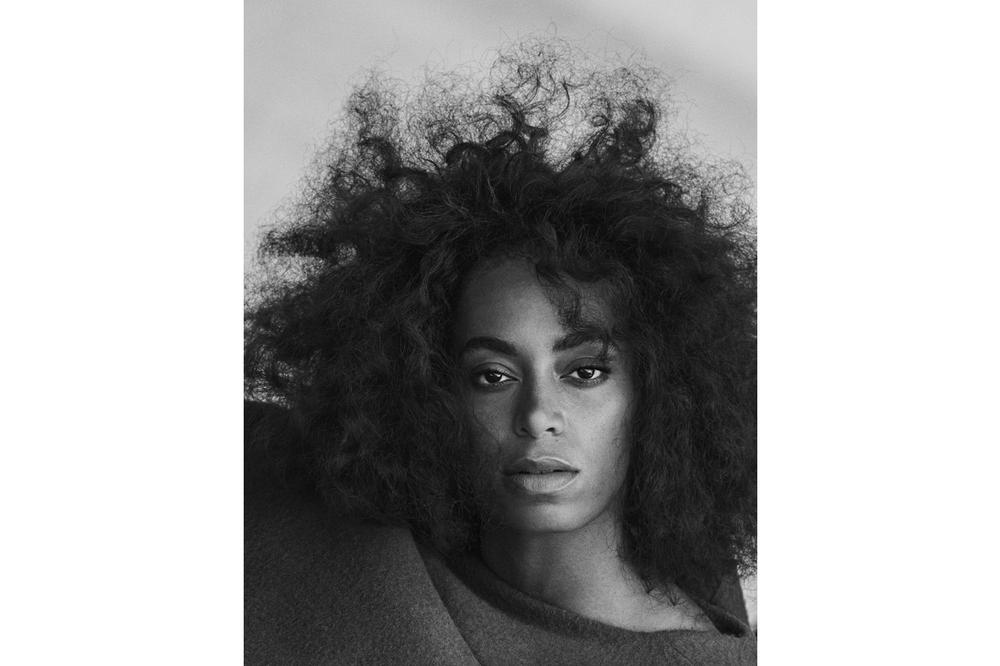 Solange Knowles AnOther Magazine Cover Editorial Interview A Seat At The Table Singer Photography Peter Lindbergh