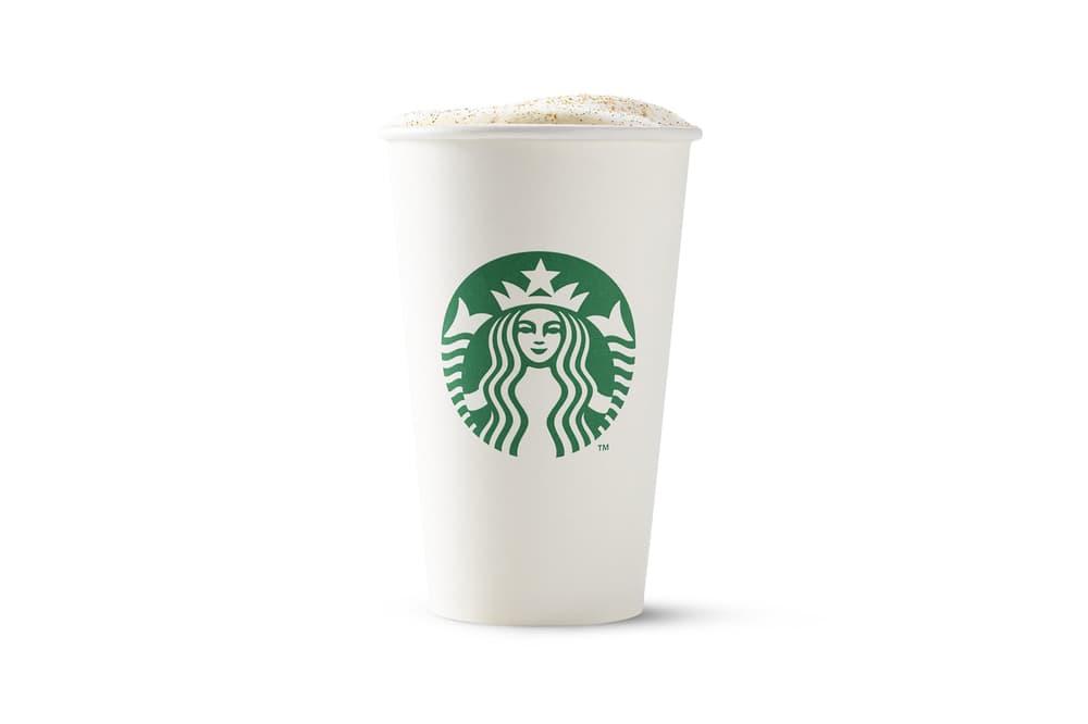 Starbucks Pumpkin Spice Chai Latte Hot Iced