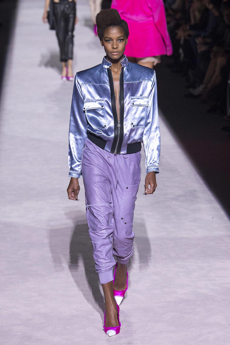 Tom Ford 2018 Spring Collection