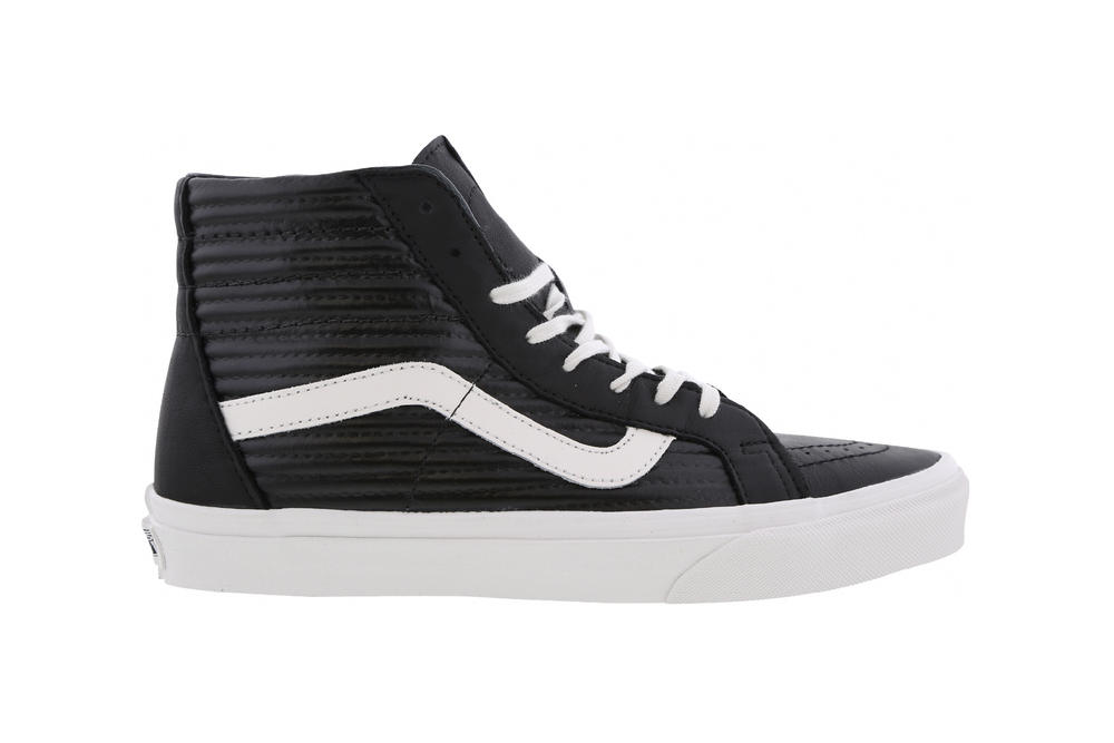 fb8e115a80f Vans Old Skool Sk8-Hi sneaker black moto leather