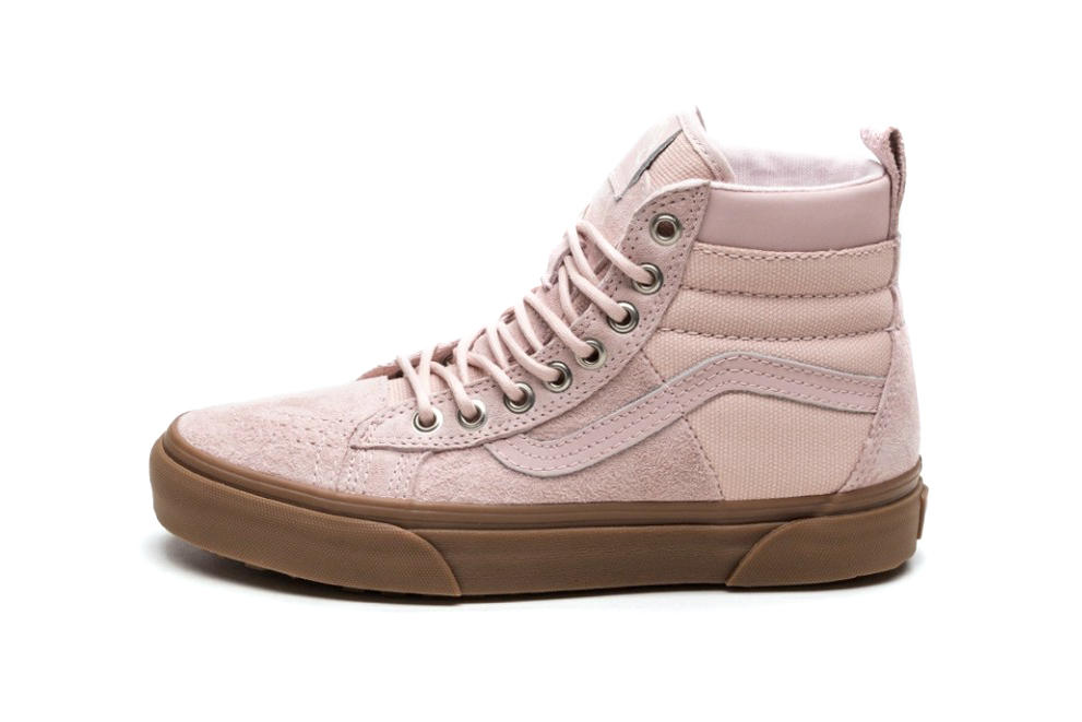 46ae8e162c Vans Sk8-Hi 46 MTE DX Steals Hearts in Sepia Rose