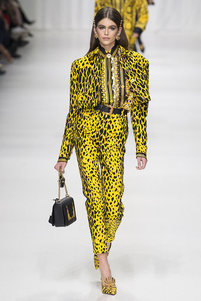 Versace Spring Summer 2018 Collection
