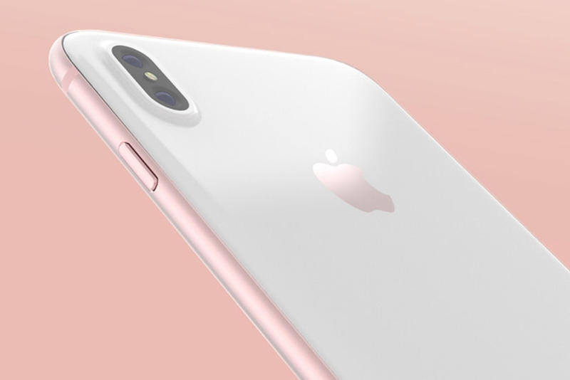 Apple iPhone 8 Pink Rose Gold Black White Copper Leaked Video
