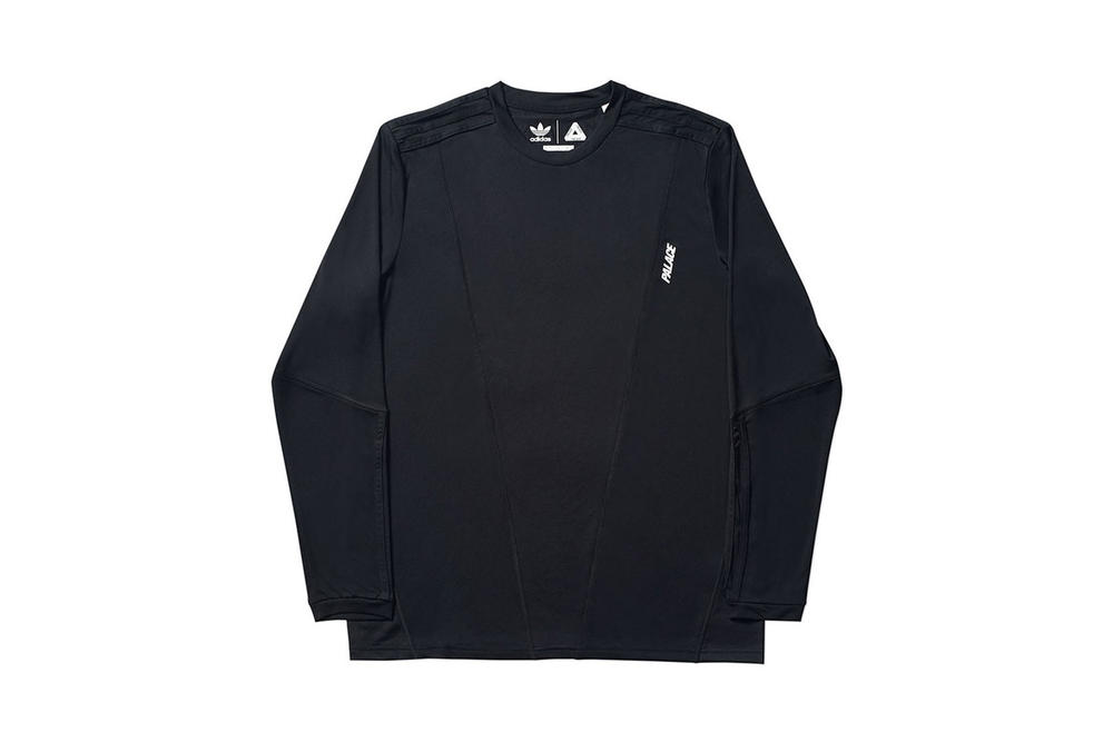 Palace x adidas Originals Winter 2017 Collection Skateboard Fashion Collaboration Clothes Color