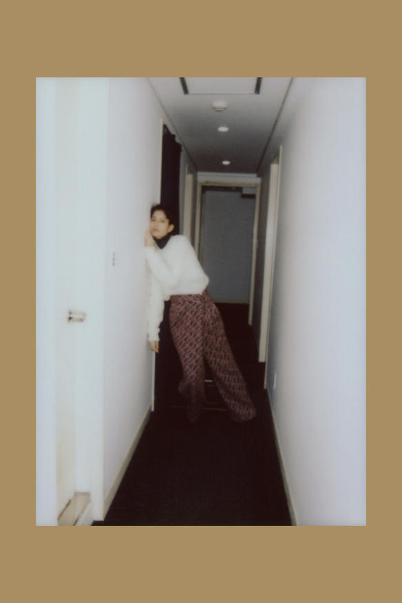Julia Abe COVERCHORD Fall/Winter Lookbook 2017 Collection Fashion Clothes Editorial Photography Japanese Label