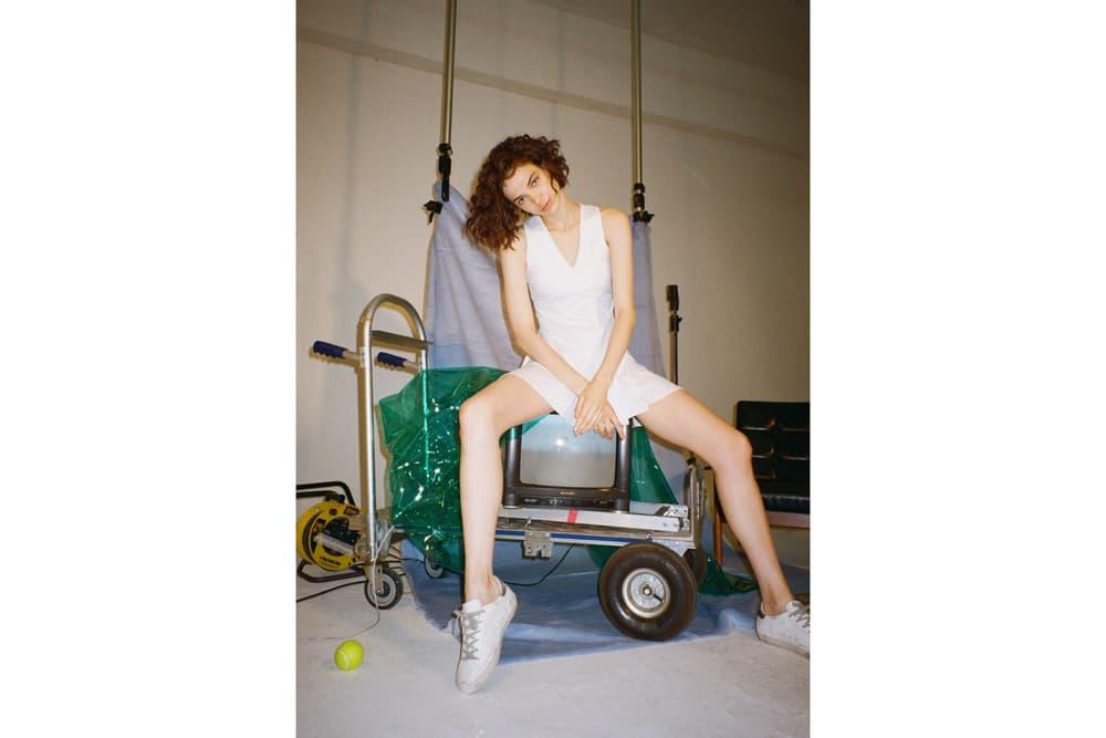 Venus Williams Lane Crawford Capsule Collection EleVen Sportswear Athlesiure Workout Gear Fashion Lookbook Editorial Sports Tennis