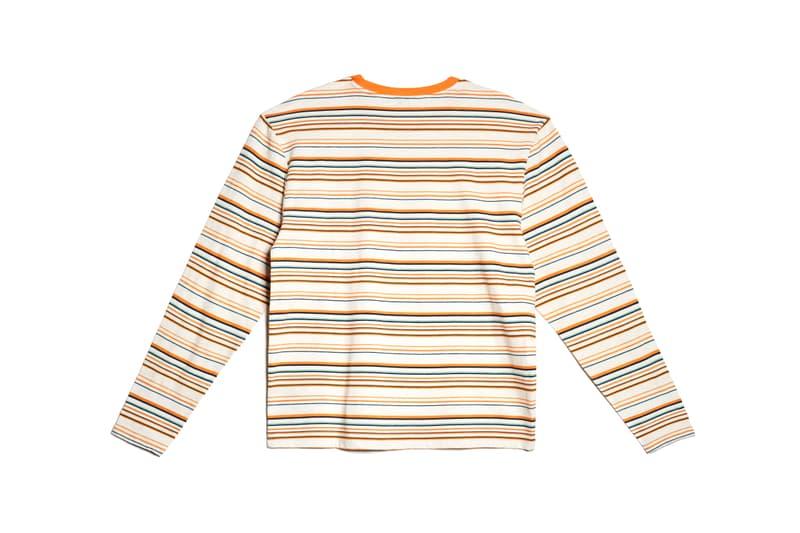ASAP Rocky GUESS USA Capsule Collection Flacko Jodye A$AP AWGE Vintage Logo Denim Stripes Colorful Collaboration
