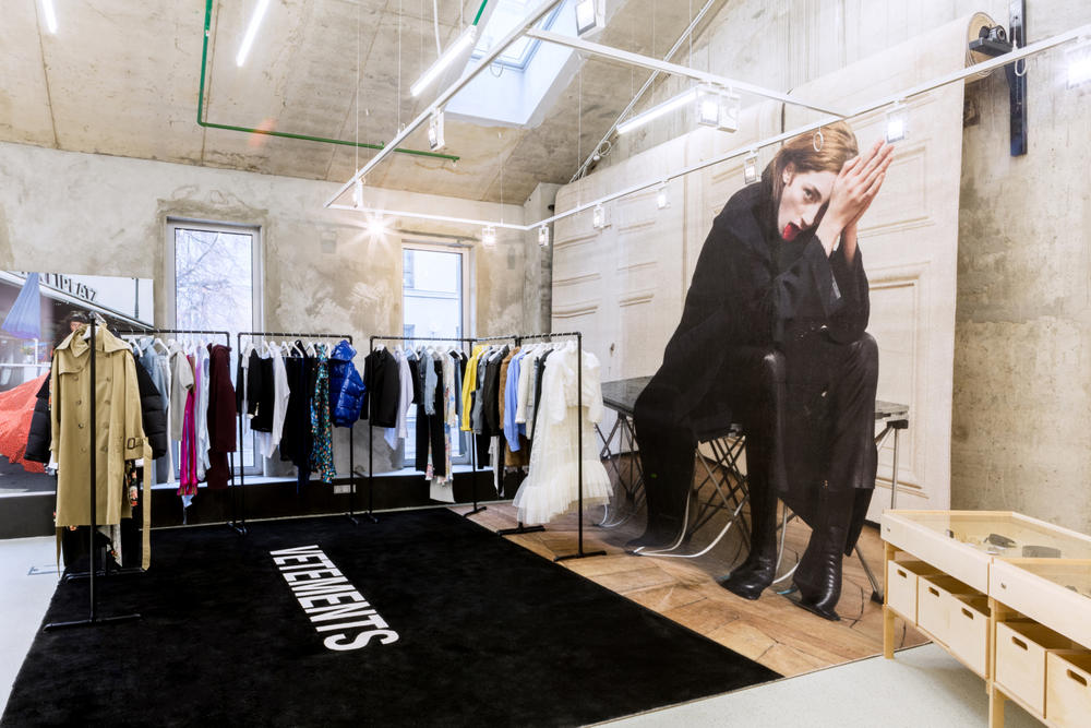 Gosha Rubchinskiy KM20's Exclusive Capsule Collection PACCBET New Store Opening Moscow Russia Vetements Off-White adidas Raf Simons