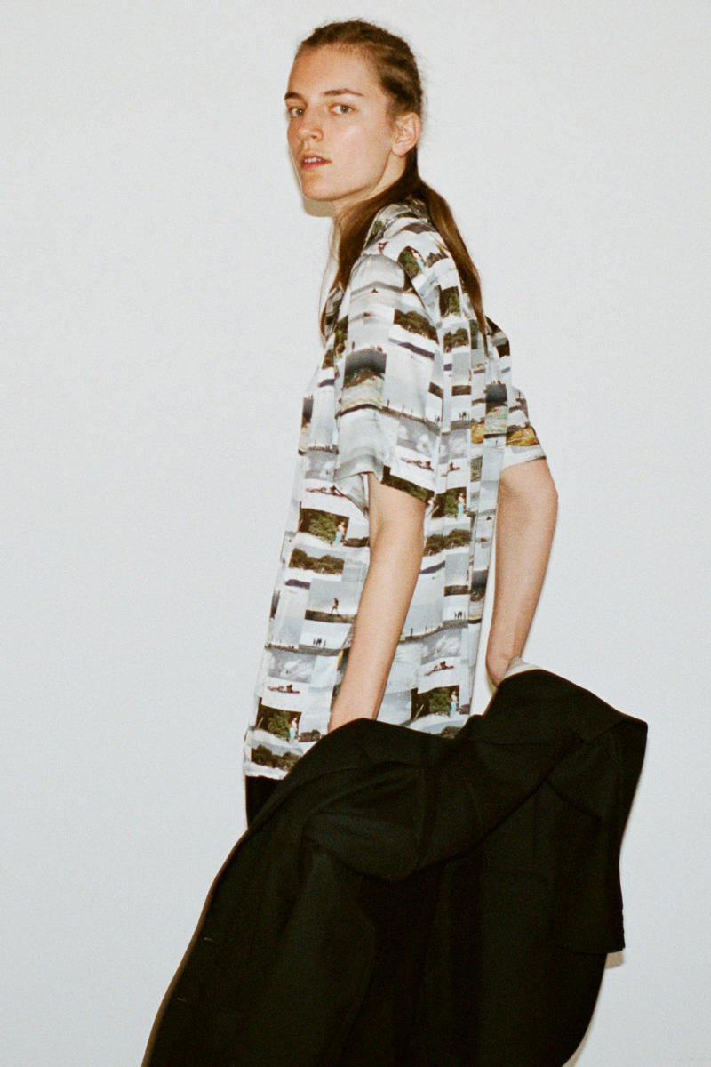 HOPE Stockholm Pre-Summer 2018 Collection Lookbook Exclusive Look Fashion Clothes Swedish Scandinavian Brand Style