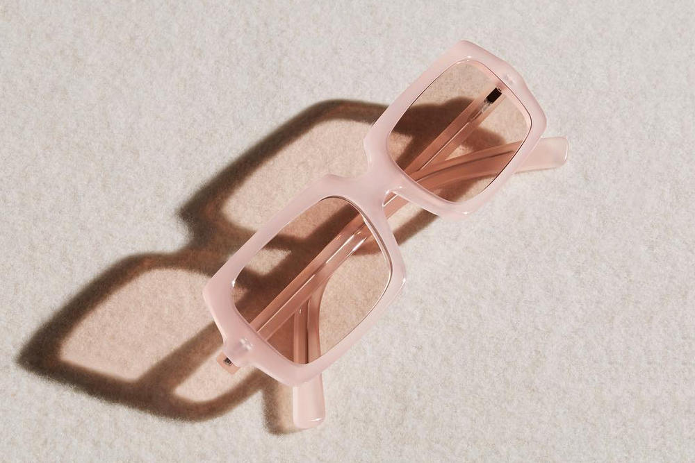 Acne Studios George Sunglasses Light Pink
