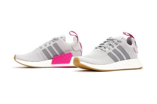 75098c6fa ALERT  There s Another Grey and Pink adidas NMD On Its Way