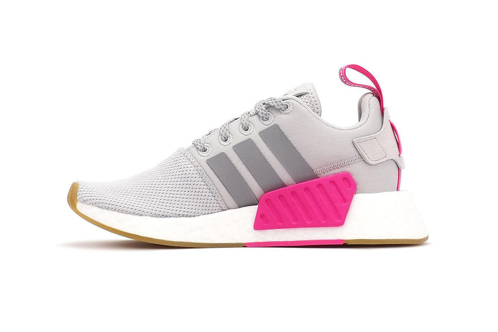 438a1cd718d10 adidas Releases NMD R2 in Grey and Shock Pink