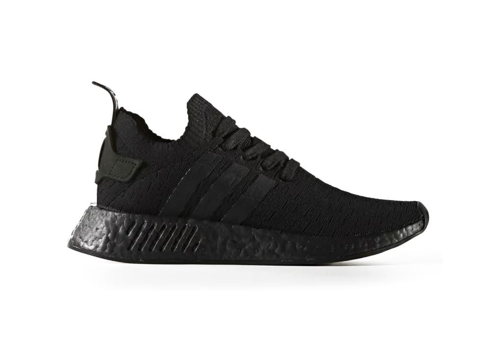 adidas Originals NMD R2 Triple Black