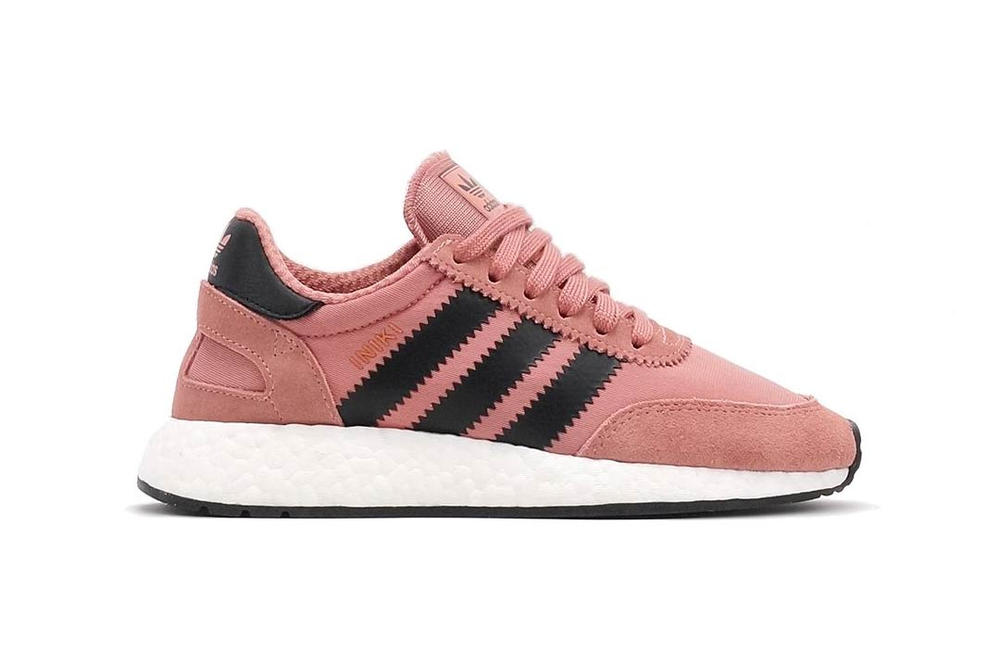 adidas Originals Iniki Runner Raw Pink Black