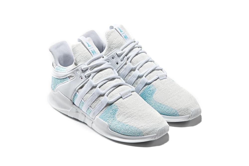 adidas Originals Parley EQT Support ADV White Black