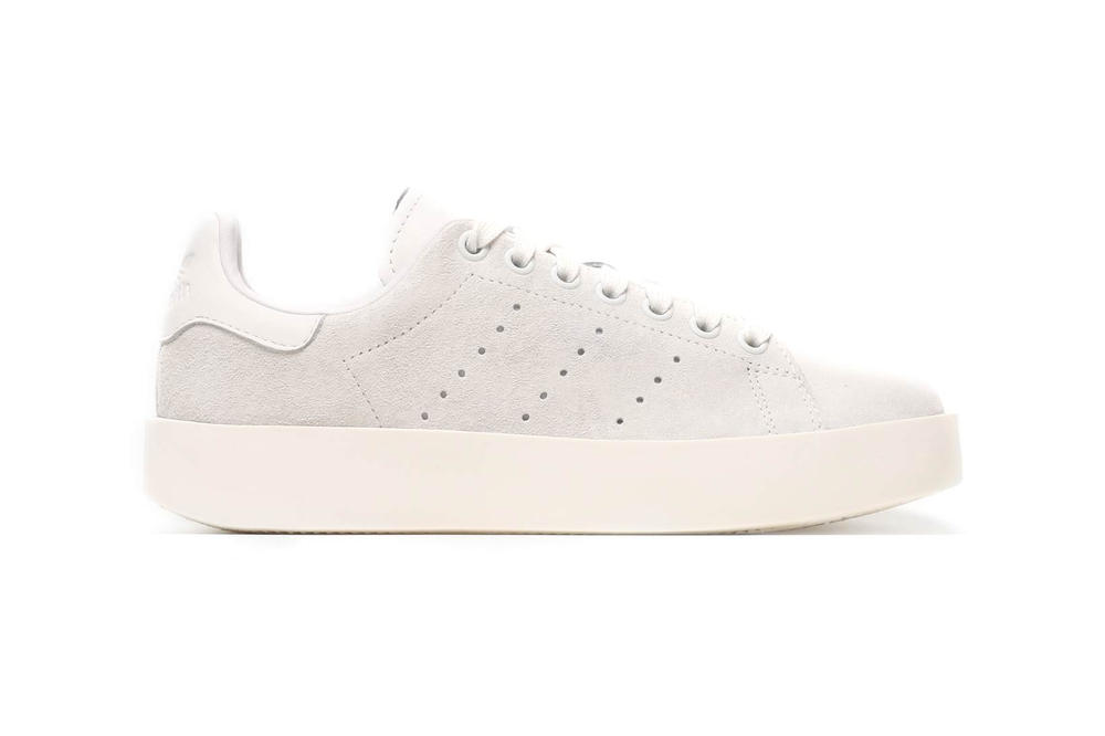 finest selection 72b1b 1066a adidas Originals Stan Smith Bold Crystal White Platform