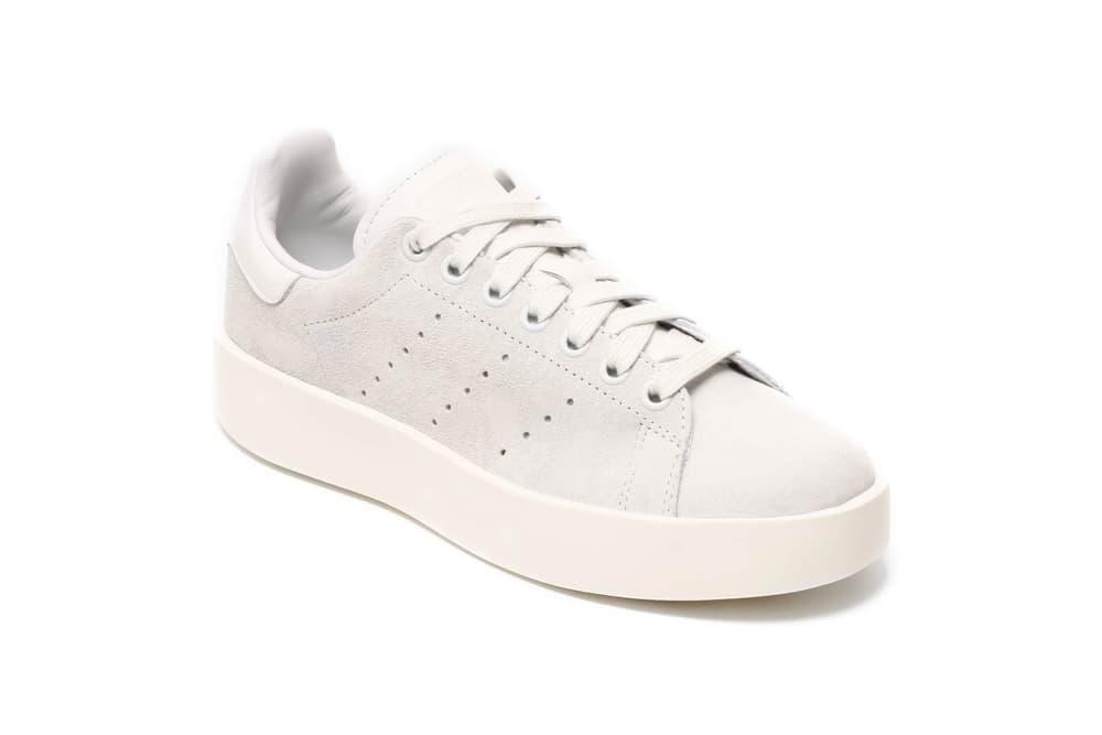 adidas Originals Stan Smith Bold Crystal White Platform