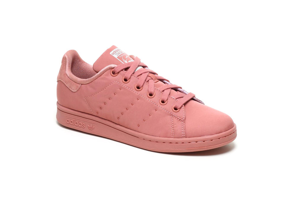 adidas Originals Stan Smith Satin Raw Pink