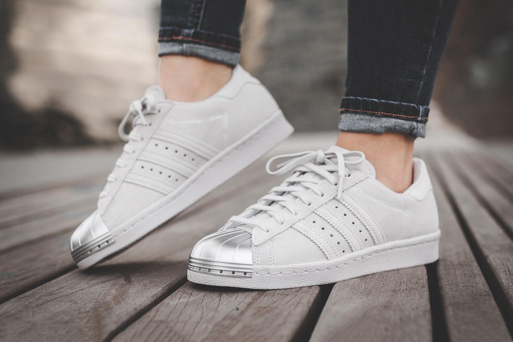 adidas Originals Superstar 80s Metal Grey