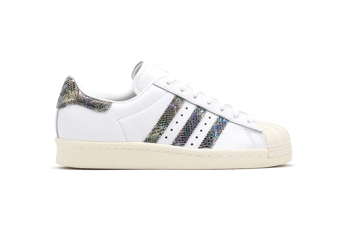 adidas Superstar 80s Now Feature Snakeskin